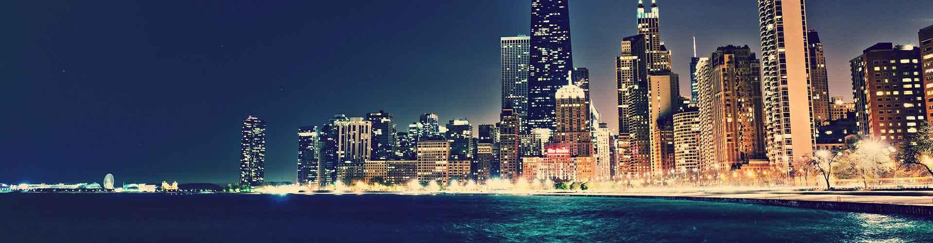 シカゴの – 部屋 シカゴの. 地図 シカゴの, すべてのホステルの写真とレビュー シカゴの.