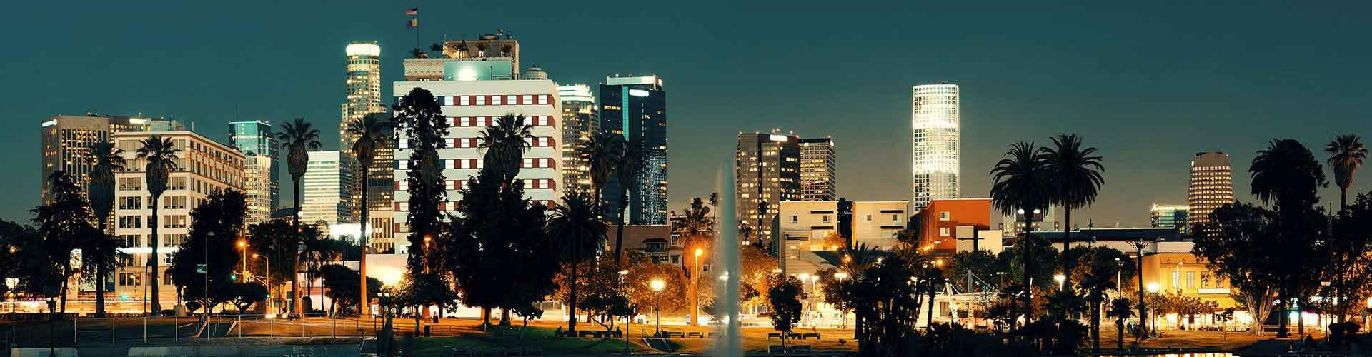 ロサンゼルス – ホステル ロサンゼルス. 地図 ロサンゼルス, すべてのホステルの写真とレビュー ロサンゼルス.