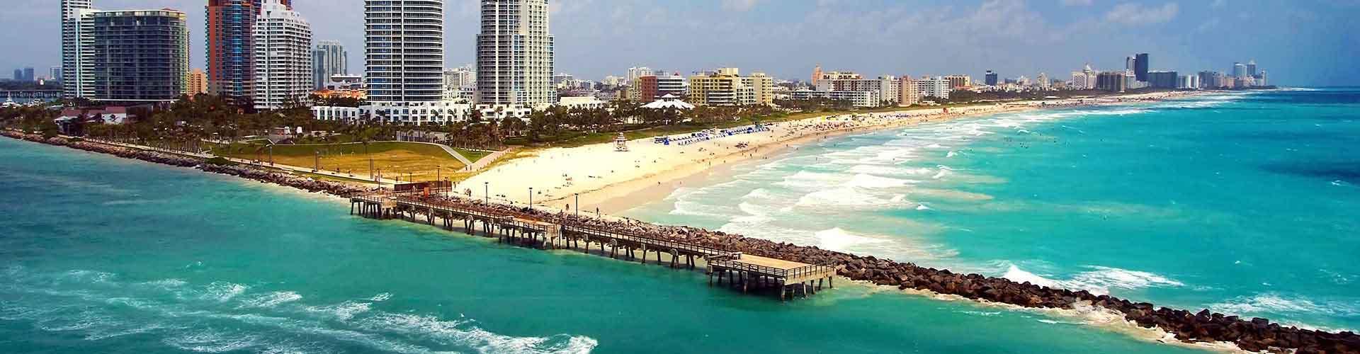 マイアミ – ホステル マイアミ. 地図 マイアミ, すべてのホステルの写真とレビュー マイアミ.