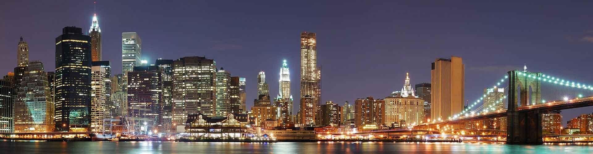 ニューヨーク – 部屋 ニューヨーク. 地図 ニューヨーク, すべてのホステルの写真とレビュー ニューヨーク.