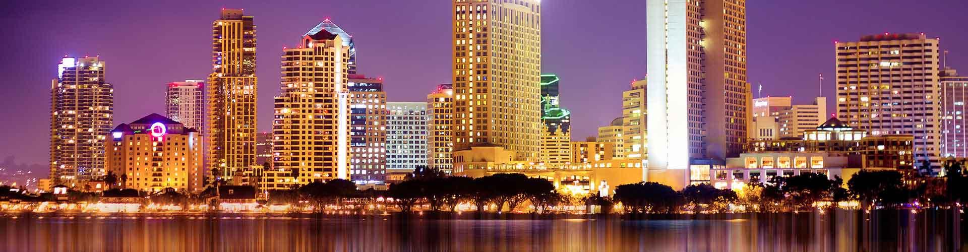 サンディエゴ – ホステル サンディエゴ. 地図 サンディエゴ, すべてのホステルの写真とレビュー サンディエゴ.