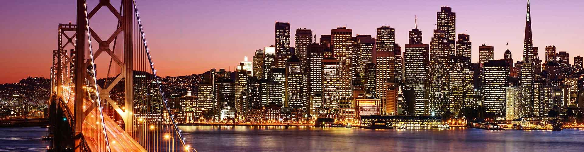 サンフランシスコ – ホステル サンフランシスコ. 地図 サンフランシスコ, すべてのホステルの写真とレビュー サンフランシスコ.
