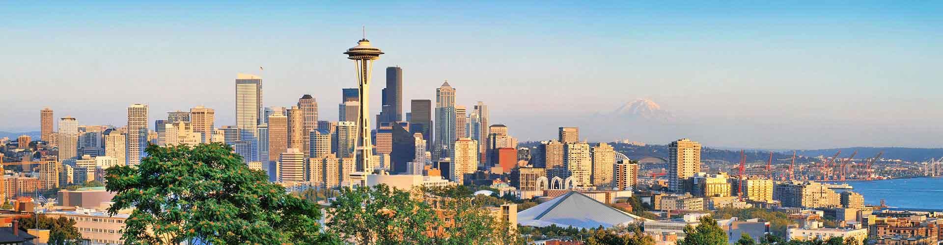 シアトルの – ホステル シアトルの. 地図 シアトルの, すべてのホステルの写真とレビュー シアトルの.